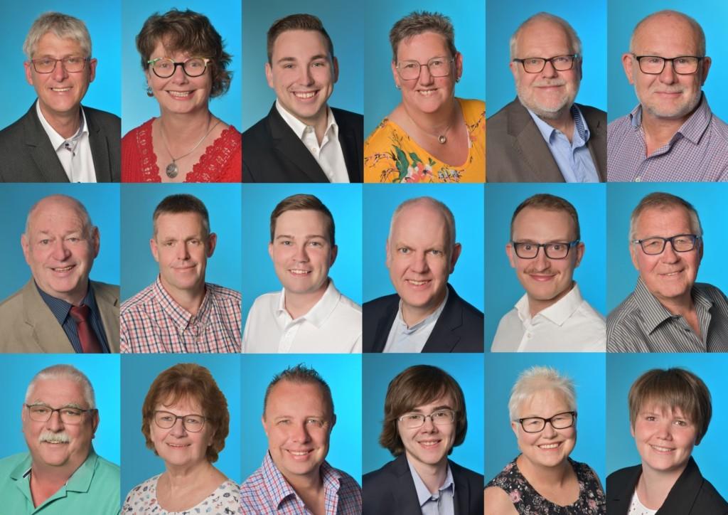 Unsere KandidatInnen für den Stadtrat