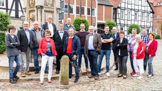 Obernkirchen Stadtrat KandidatInnen