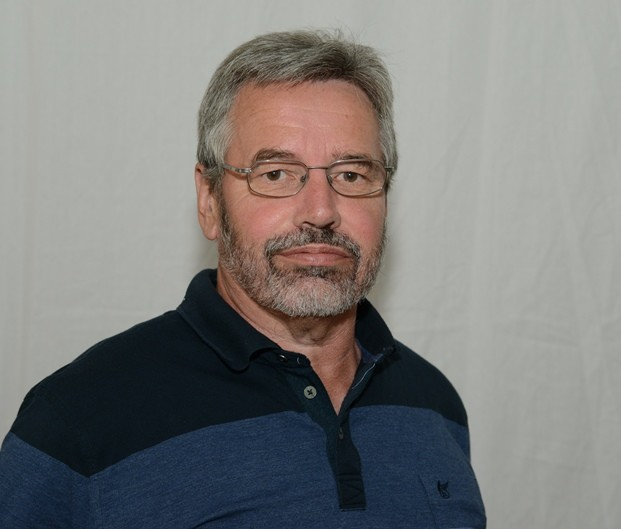 Gerhard Wiemann - Beisitzer Abteilung Vehlen